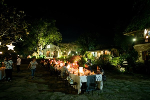Alfresco Dinner at Sitio Remedios by Martin San Diego- NPVB