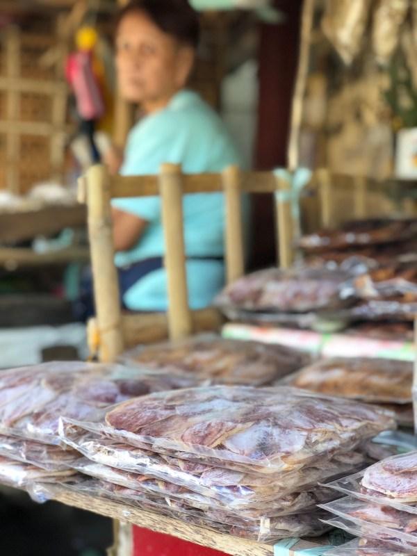 Banica Dried Fish Market
