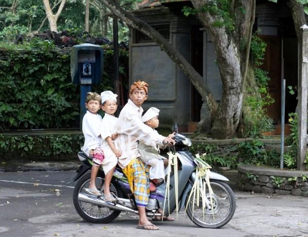 Bike Rental in Bali
