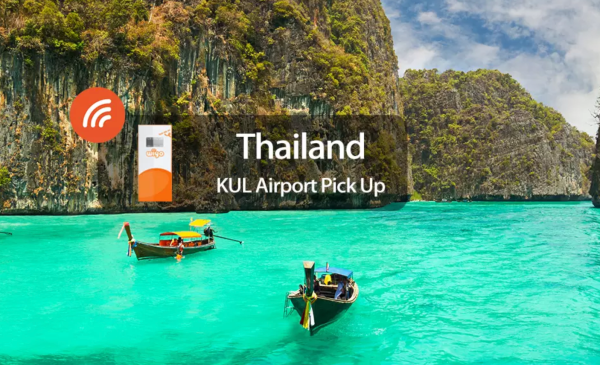 How to rent a pocket wifi in Bangkok Thailand