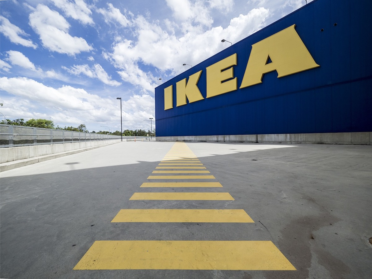 IKEA is one of the most popular and much-loved furniture stores around the world. [Image Credit: Wikimedia Commons]