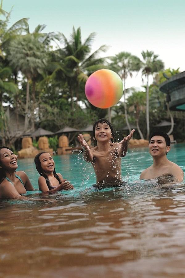 Island Family Vacation