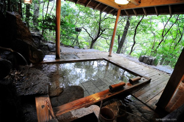Onsen photo by Kenleewrites via Foter