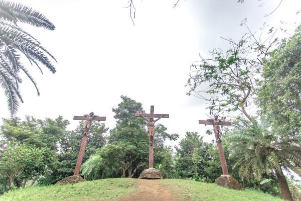 Pilgrimage site in Batangas
