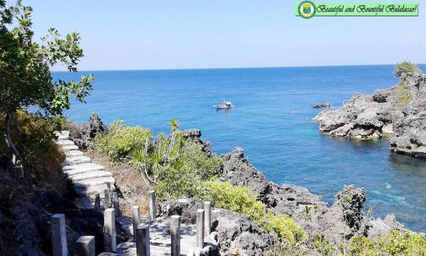 Target Island photo by Municipality of Bulalacao