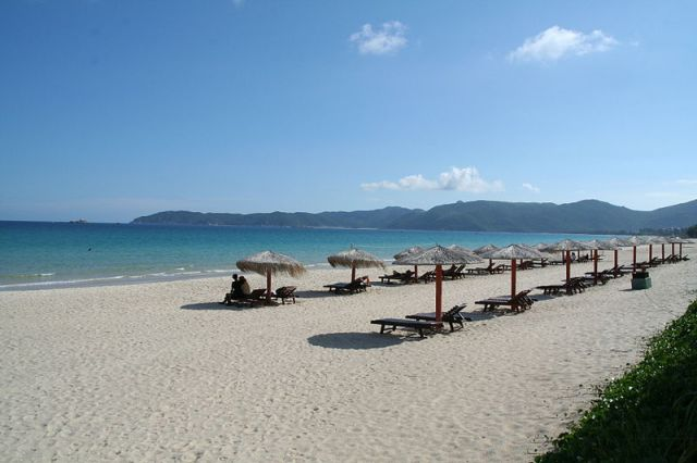 Beaches in Hainan