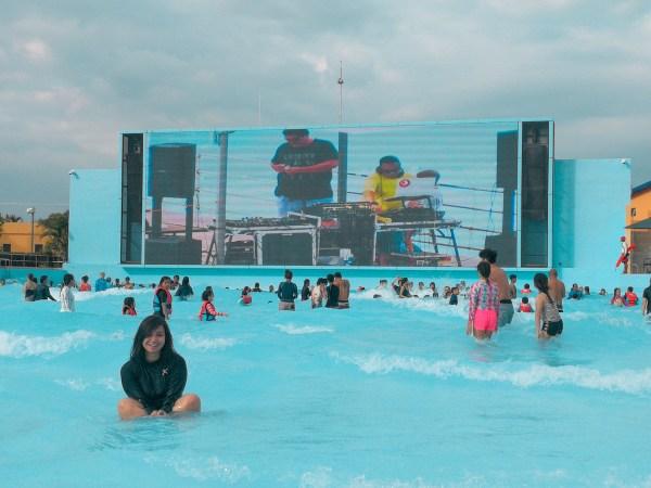 Aqua Planet Waterpark Wavepool