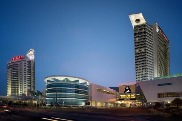 Canadian Casinos Caesars Windsor Hotel and Casino