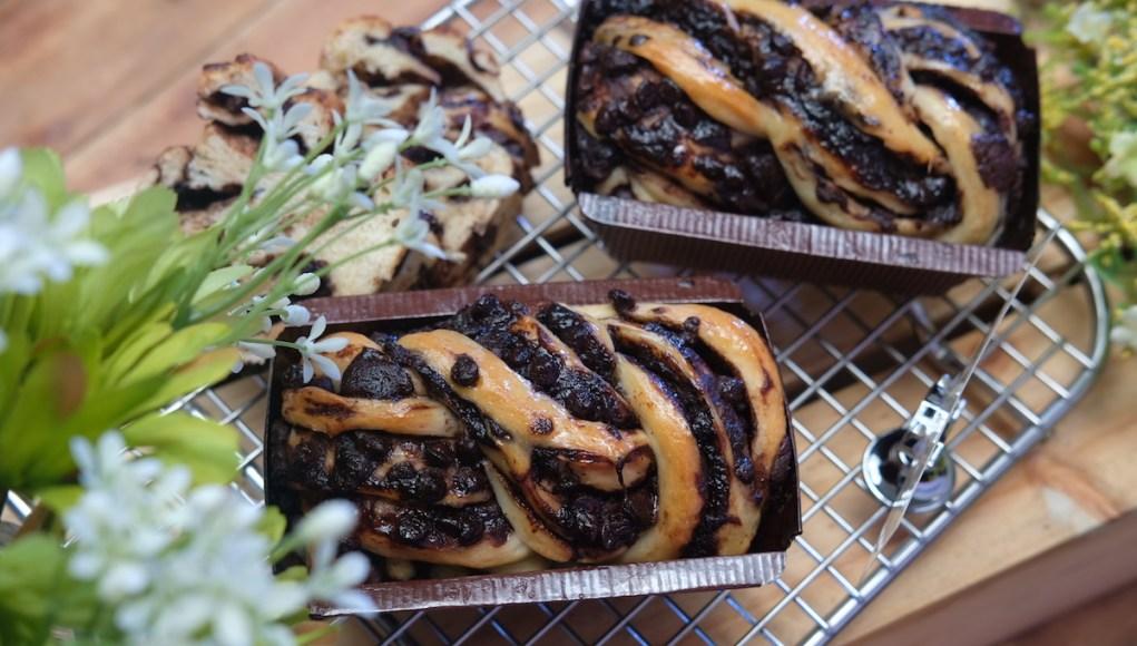 Chocolate Babka from Starbucks PH