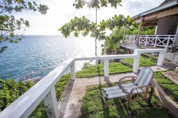 Cliffside Resort in Panglao Bohol