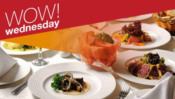 Eatigo Wow Wednesday