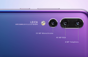 Huawei P20 Pro with Leica Triple Camera
