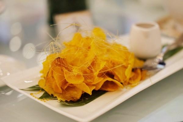 Kamote Chips