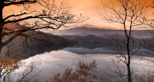 Lake Sirio by Riccardo Cuppini via Flickr