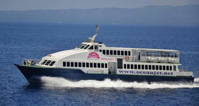 Traveling to Romblon is now faster and easier with OceanJet. [Image Credit: Romblon News Network]