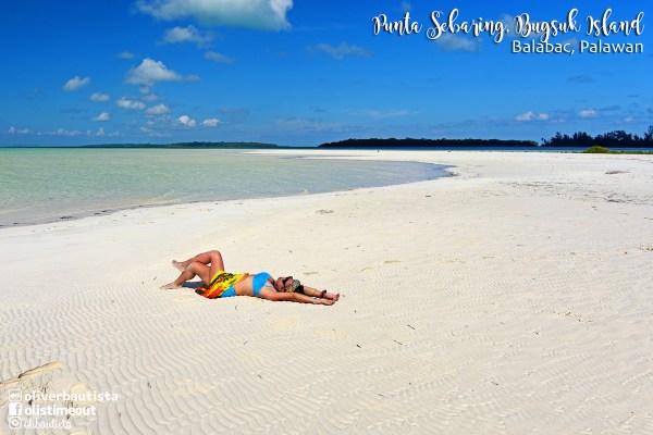 Punta Sebaring, Bugsuk Island in Balabac photo by Oliver Bautista