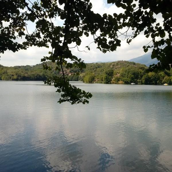 Refreshing Lake Sirio
