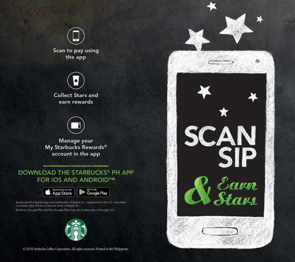 Starbucks Ph Mobile App