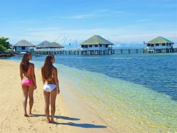 Échasses Calatagan Beach Resort