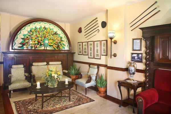 TPG Interior Foyer Rizal