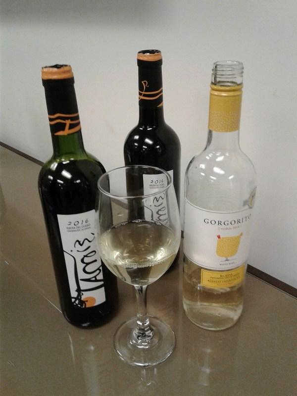 Wines from Castila Y Leon