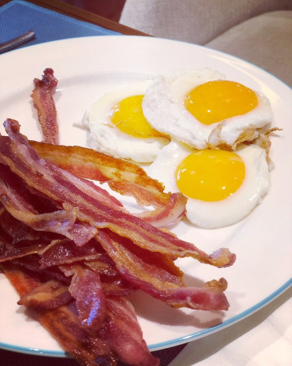 Breakfast at Bai Hotel