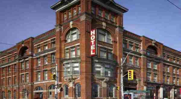 Gladstone Hotel in Toronto