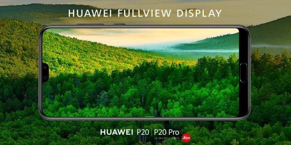 Huawei Full View Display