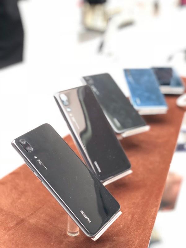 Huawei P20 Series