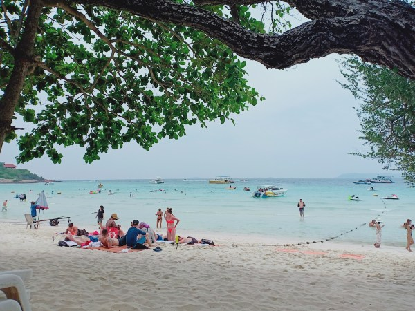 Island Hopping in Pattaya