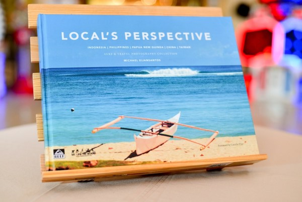 Local's Perspective, the country's first ever surfing coffee table book was launched during Reef's Beach Freely event. Written by Michael Eijansatos from My Life on Board and published in partnership with Reef, the book covers the best surfing spots in the country and around Asia.