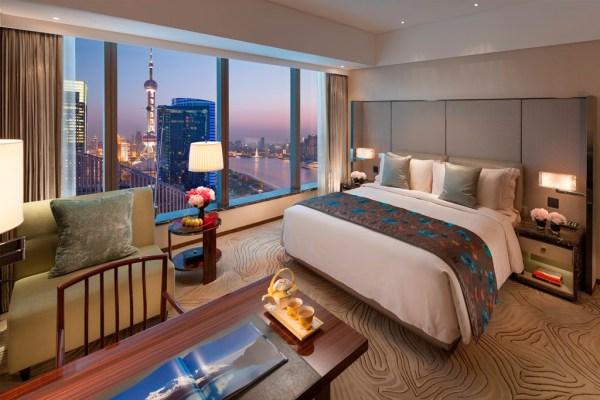Mandarin Oriental Pudong Shanghai Hotels
