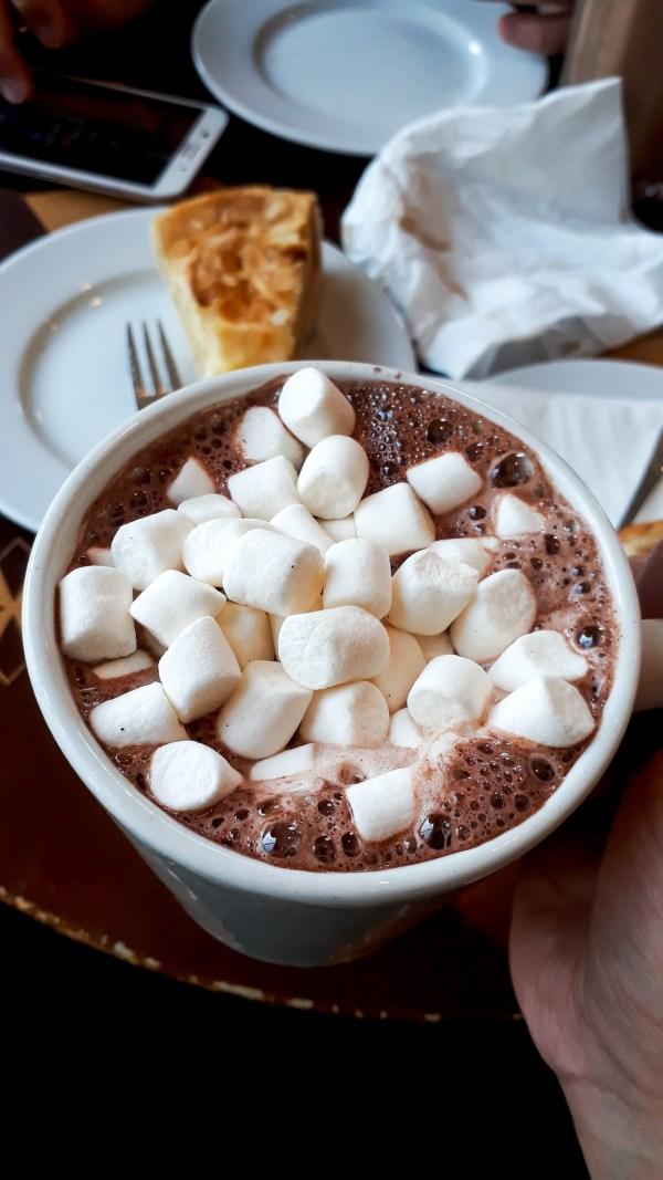 Marshmallow Chocolate