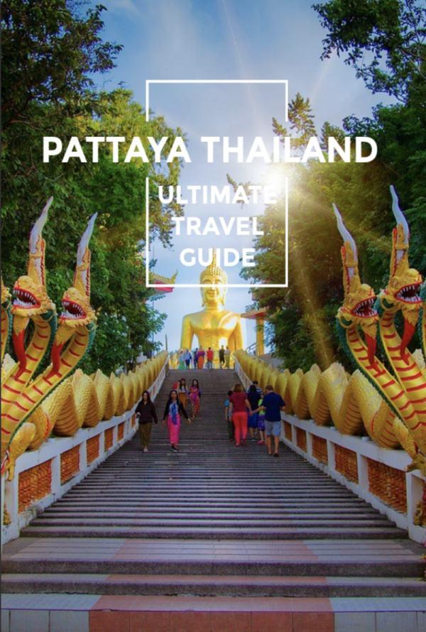 Pattaya Thailand Budget Travel Guide