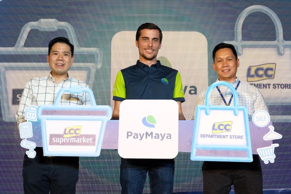 PayMaya cashless transactions now available at LCC branches in Bicol