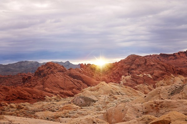 Valley of Fire in Las Vegas, Beyond the Strip