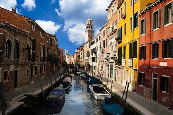 Venice Italy Must-See Cities in North Italy