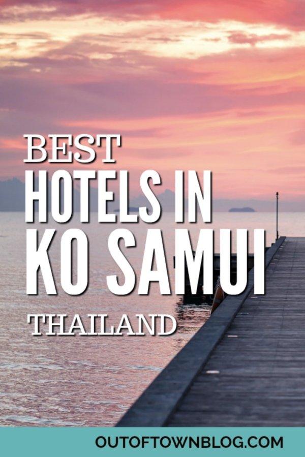 Best Koh Samui Hotels