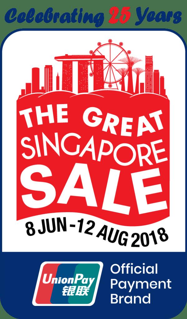Great Singapore Sale 2018