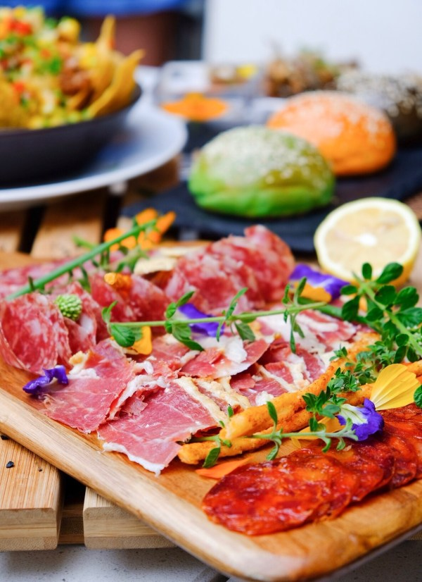 Iberico Platter