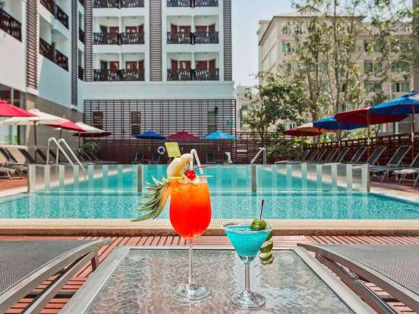 ibis Hotel Pattaya Poolside