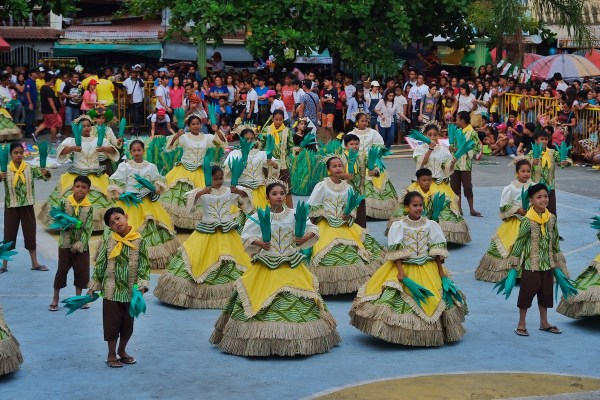 Kneeling Carabao Fest Streetdance Competition