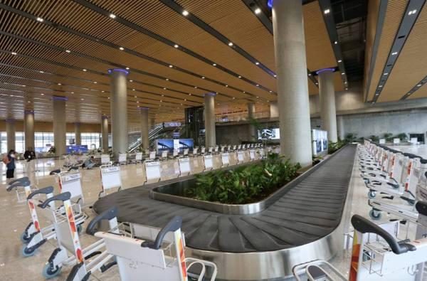 Mactan-Cebu International Airport Terminal 2 by MJ de Leon