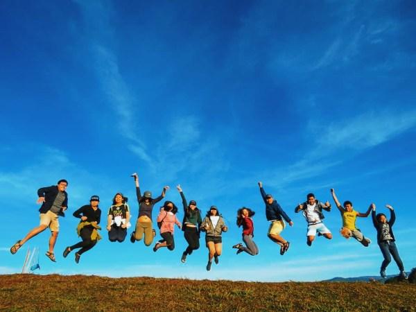 Sagada Marlboro Summit Jump Shot