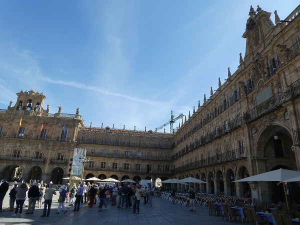 Salamanca's Plaza Major