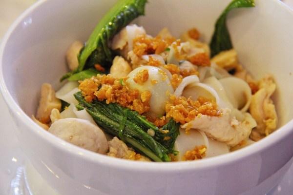 Shan Khauk Swe food in Myanmar