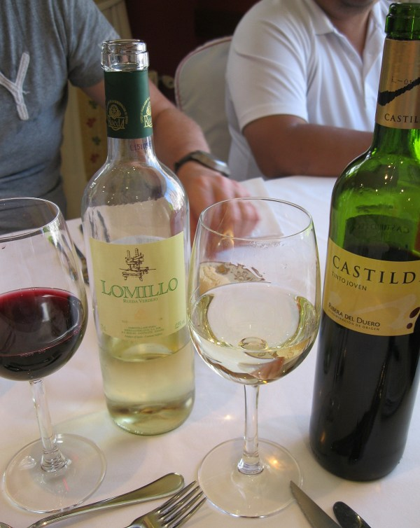 the wines of the region are varied and delicious!