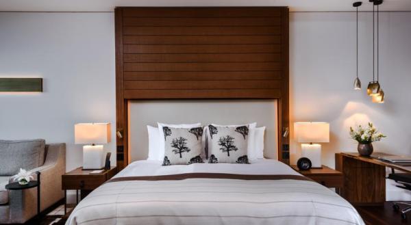 Bürgenstock Resort Bedroom