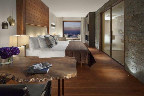 Burgenstock Resort Luxurious Room