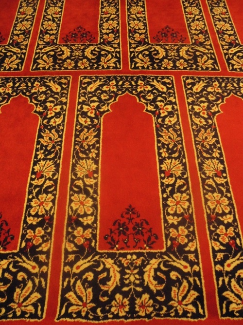 Carpet Selimiye Mosque